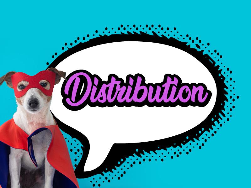 distribution - massimiliano morengo